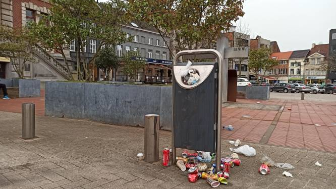 """Schepen ergert zich aan zwerfvuil maar extra vuilnisbakken komen er niet: """"Onbehoorlijk gedrag van tientallen mensen waar moeilijk tegen op te treden is"""""""