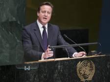 Cameron wil mee in verenigd gevecht tegen IS