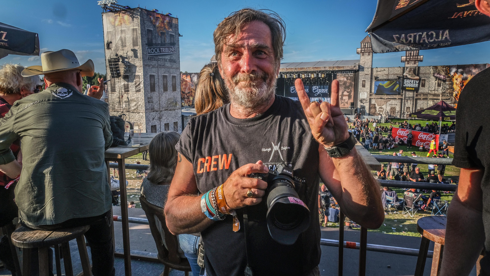Medewerker Tony Decruyenaere