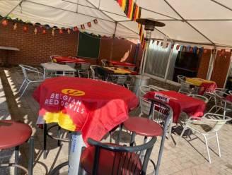 EK Voetbal te volgen op grote schermen en tv's bij cafés Spoorlijn 64, d'Oude Timmerie, 't Hoekske en in voetbalkantine