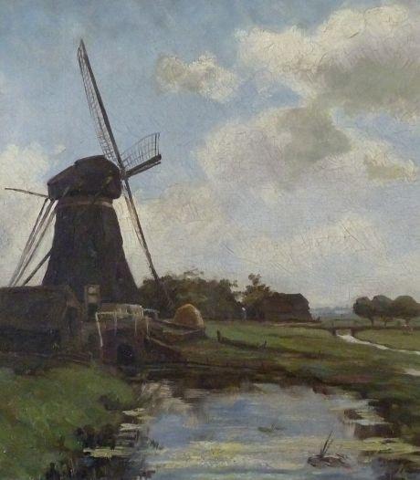 Het was een enorme klus, maar in 1675 was de watervlakte tussen Zoetermeer en Wilsveen-Stompwijk eindelijk droog