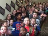 Utrechtse basisschoolleerlingen bezingen staking op melodie Luizenmoeder