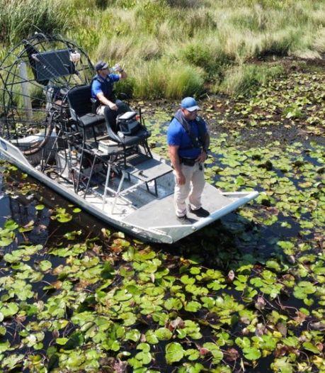 Alligator met 'menselijke resten' gevonden in vermissingszaak Louisiana