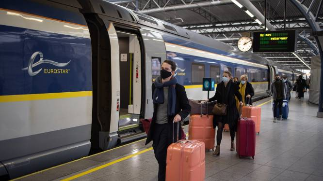 Eurostar test in Londen gezichtsscan ter vervanging van ticketcontrole