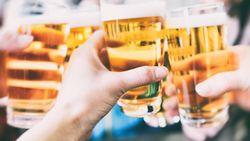 """""""Sporters drinken meer alcohol dan niet-sporters"""""""
