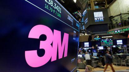 3M schikt voor 850 miljoen dollar in vervuilingszaak