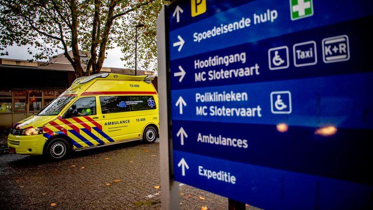 MC Slotervaart Beeld ANP