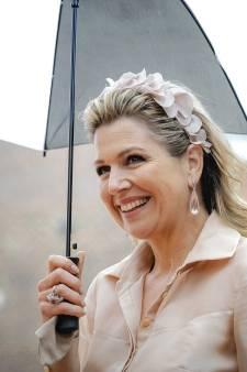 Koningin Máxima wacht op 'betere tijden' voor groot verjaardagsfeest