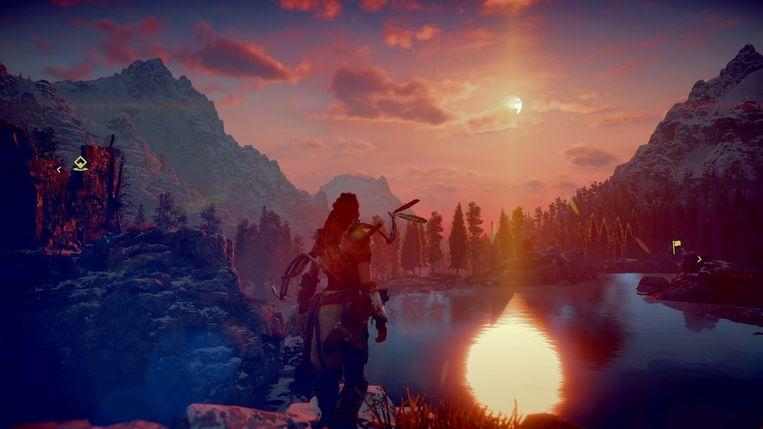 Horizon Zero Dawn Beeld Guerilla Games