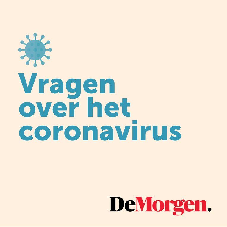 In de podcast 'Vragen over het coronavirus' gaan we op zoek naar antwoorden op de vragen die u zich stelt. Beeld De Morgen