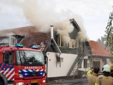 Uitgebrand café in Soest was net anderhalf jaar geleden helemaal verbouwd: 'Dit is een drama'