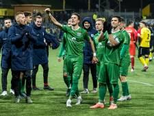 Winnen op vreemde bodem, dat deed PEC Zwolle in heel 2020 nog niet