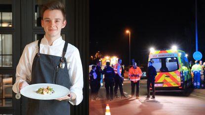 """Talentvolle hulpkok Ruben (19) overleeft aanrijding met auto niet: """"Hij zou het nog ver geschopt hebben"""""""