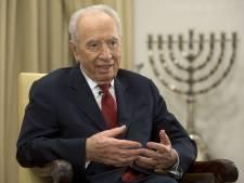 Manif à l'ULB contre la rencontre du recteur et Shimon Peres