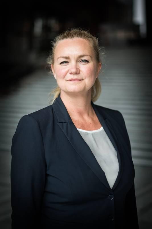 Wethouder Cathelijne Bouwkamp.