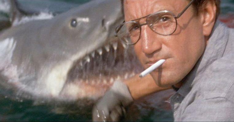 Filmstill Jaws. Beeld -
