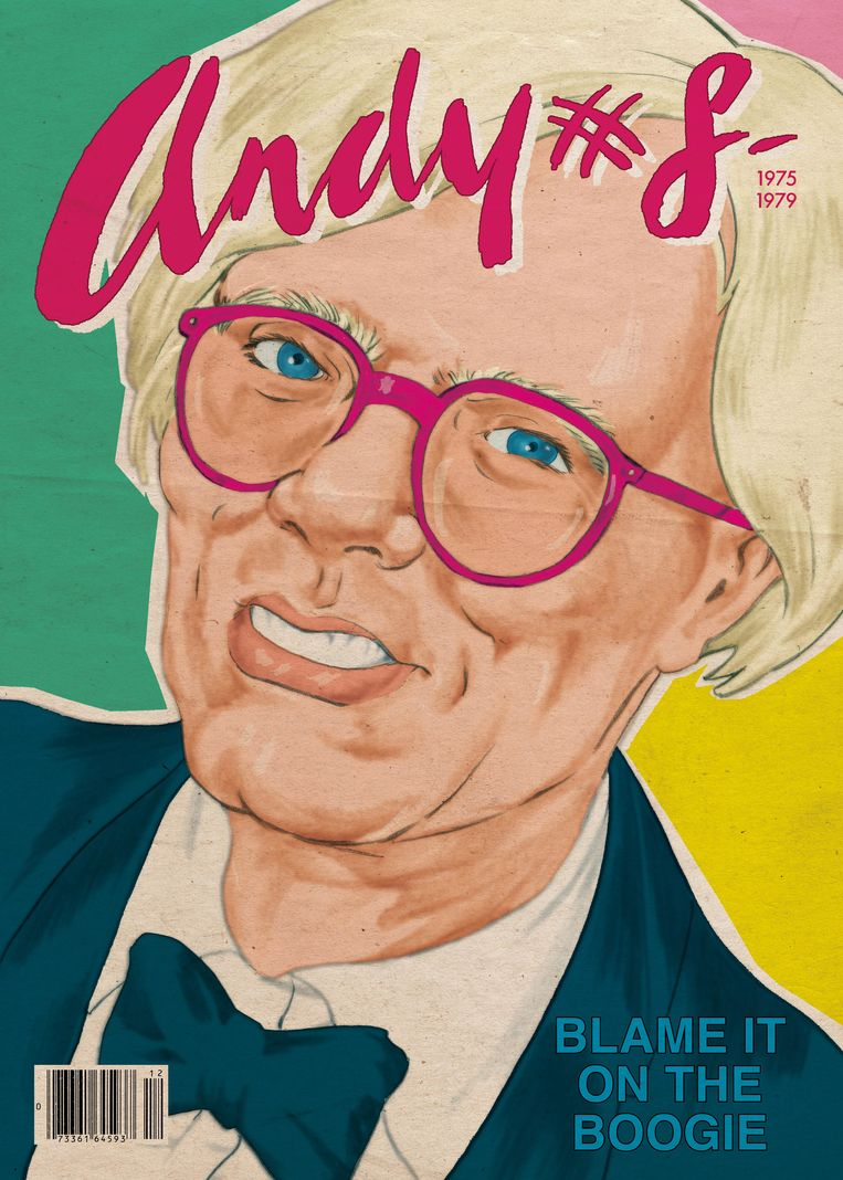 Andy - The Life and Times of Andy Warhol Beeld Typex