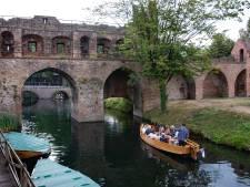 Kamps & het uitzicht: Mijmeren bij de boten op de Berkel