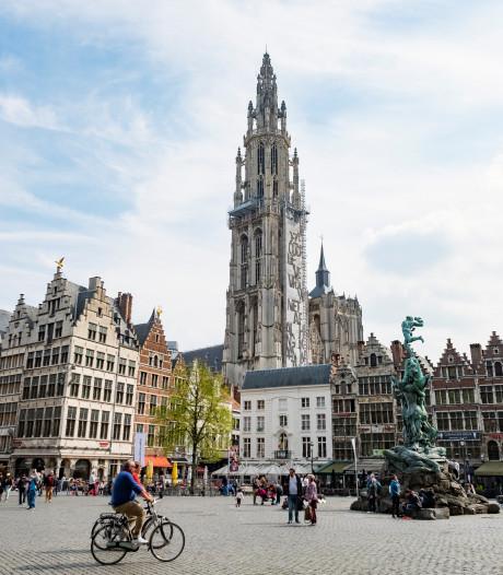 We zijn met 525.935 in Antwerpen: acht op tien inwoners is Belg
