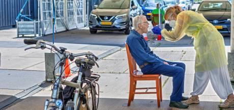 Keerpunt: minder testlocaties, meer vaccineren in West-Brabant