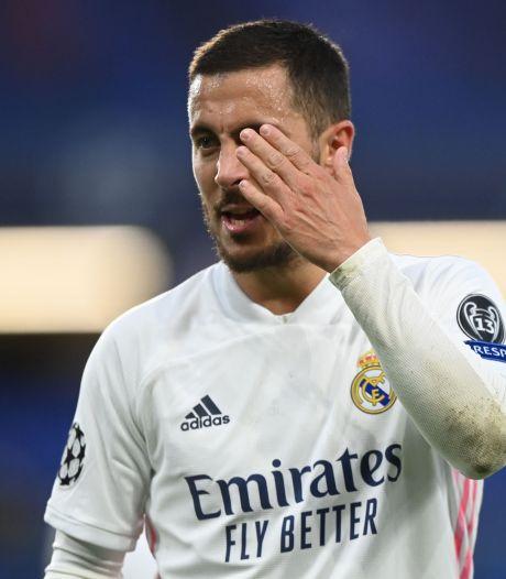 Chelsea maîtrise le Real, pas de finale pour Hazard et Courtois