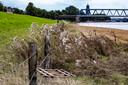 Rijkswaterstaat is van plan het opruimen van de rommel langs de IJsseloevers na het hoogwater gezamenlijk te coördineren met alle terreineigenaren langs de rivier.