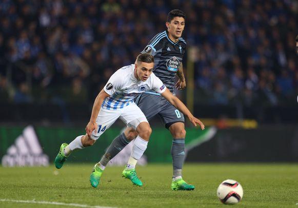 Trossard maakte indruk tegen Celta Vigo.