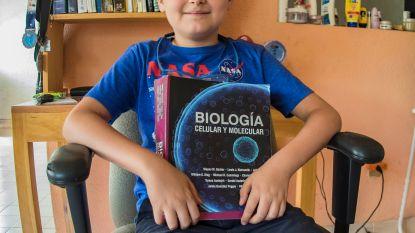 12-jarige jongen begint in Mexico aan universitaire opleiding in de biomedische fysica