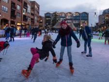 Populaire schaatsbaan in hartje Nijverdal weer terug van weggeweest: 'We gaan in december helemaal los'