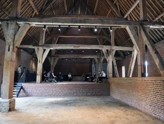 """17e eeuwse abdijhoeve van Abdij van Park duurzaam gerestaureerd: """"Door het gebruik als koeienstal waren de muren verzadigd met zouten uit urine"""""""