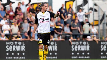 """Football Talk. Lokeren weer onderuit in 1B - Vermaelen blijft met Kobe in degradatiezorgen - Witsel: """"Ik zal snel terug zijn"""""""