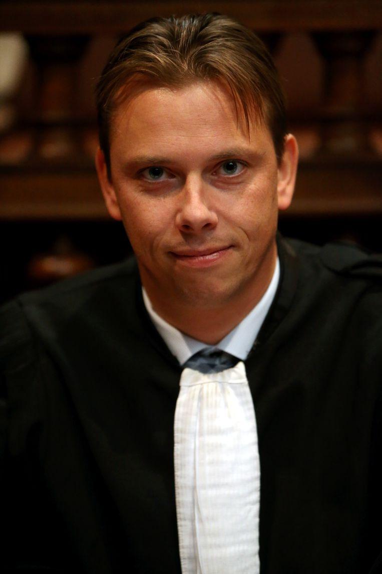Meester Smet. Beeld photo_news