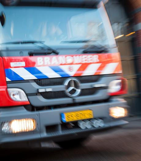 Brandweer rukt uit voor rookontwikkeling: wierook blijkt de boosdoener