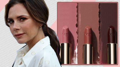 Victoria Beckham brengt nostalgische collectie nude lipsticks uit met knipoog naar de Spice Girls