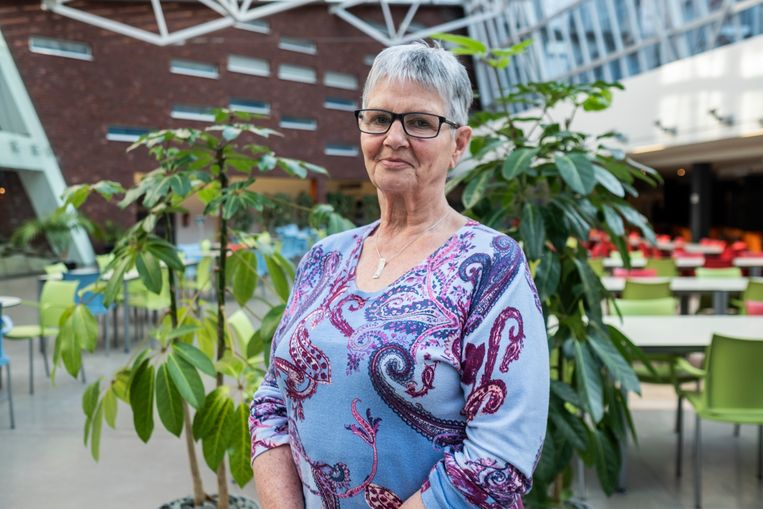 Josee Buyckx (69) kan opnieuw genieten van een wandel- en fietstocht