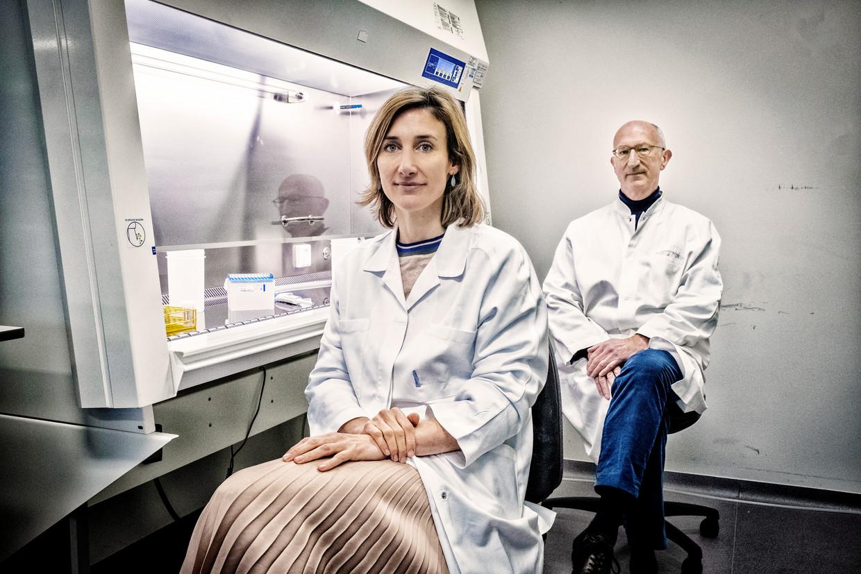 'Veel mensen zijn in de war, maar de vaccins zijn veilig' Beeld Tim Dirven