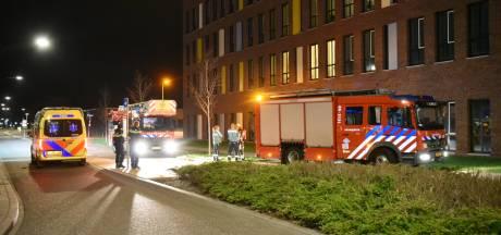 Brandmelding bij Westerdok in Almelo na vergeten broodjes in de oven