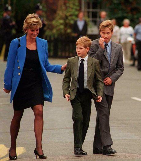 """La mémoire de Diana va-t-elle réconcilier William et Harry? """"Meghan le prendrait comme une trahison"""""""