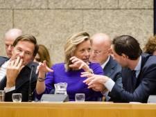 Lijsttrekkersbal CDA en D66 begonnen: wie trekt de kar?