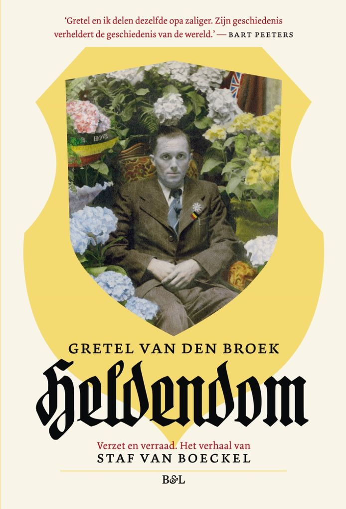 De cover van het boek 'Heldendom'.