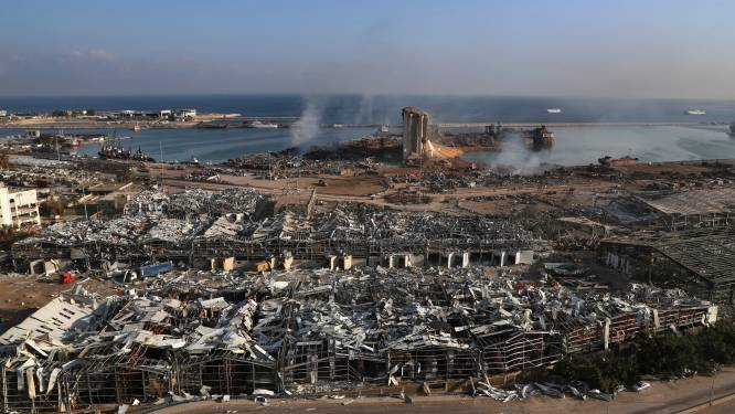 Libanon treft 20 ton ammoniumnitraat aan in opslagplaats in Bekavallei