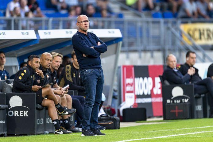 Fred Grim zal volgens clubwatcher Yvonne van Beek met open armen ontvangen worden in Waalwijk.