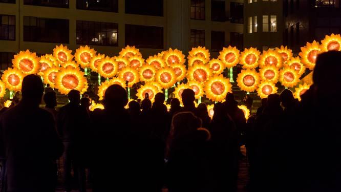 Het is druk tijdens Glow in Eindhoven maar evenement verlengen is simpelweg te duur