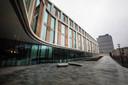 Het nieuwe Montesorigebouw van Radboud Universiteit Nijmegen.