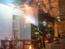 Ristorante Il Padrino op Grote Markt Breda zeker twee dagen dicht na brand