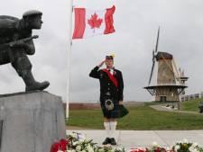 Kransen en eerbetoon voor de bevrijders en zeevarenden van Walcheren
