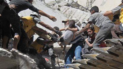 Minstens zeventien burgers gedood bij aanvallen Syrisch regime in Idlib