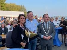 Koninklijke onderscheiding voor Richard van Helten