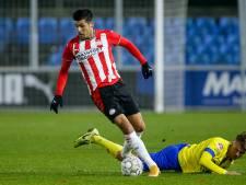 Jong PSV doet niks onder voor Cambuur, maar krijgt wel lesje in effectiviteit