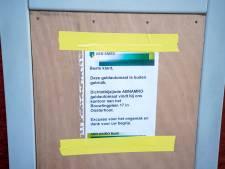 ABN sluit 470 geldautomaten vanwege plofkraken: 'Jammer, maar niet het einde van de wereld'